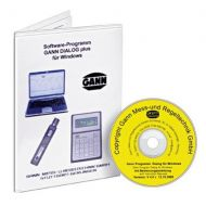 GANN 6081 SOFTWAREPAKET DIALOG M+